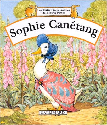 9782070587292: Sophie canétang