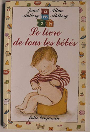 9782070587360: Le livre de tous les bébés