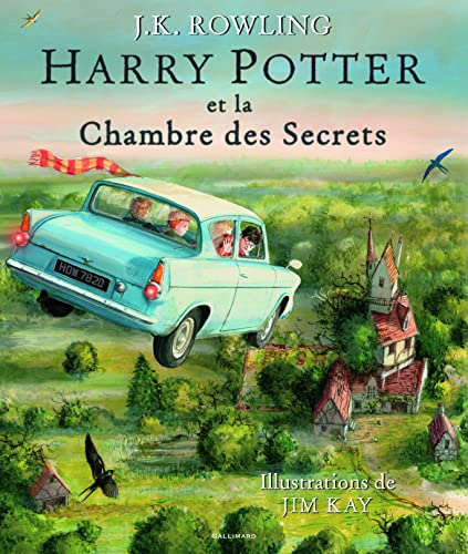 9782070588268: Harry Potter, II : Harry Potter et la Chambre des Secrets