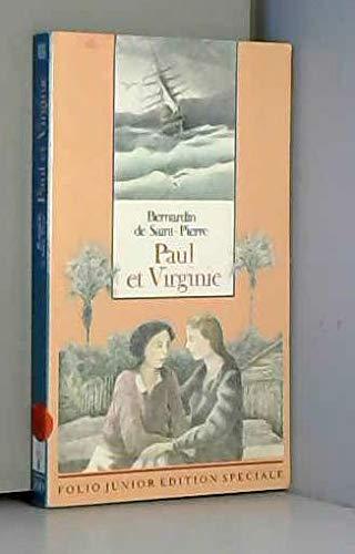 Paul et Virginie (French Edition): Bernardin de Saint-Pierre,