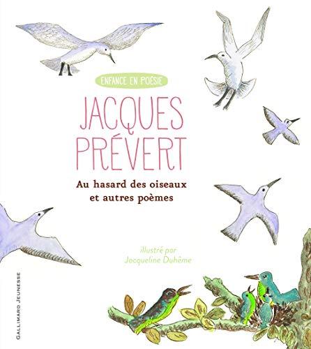 9782070589869: Au hasard des oiseaux et autres poèmes (French Edition)
