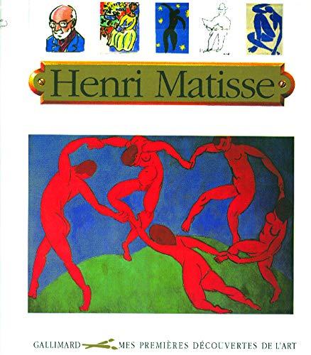9782070591404: Henri Matisse