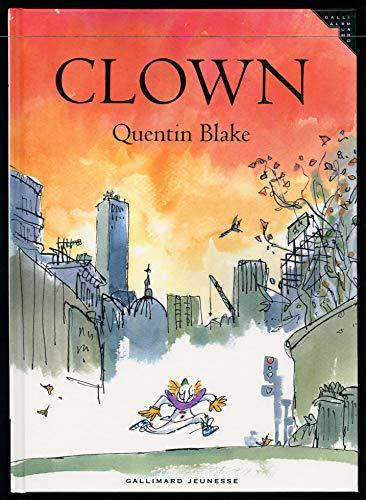 9782070591428: Clown (Alb Jeunesse Arts)