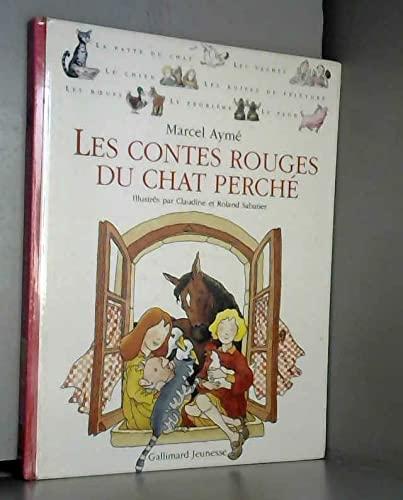 9782070591985: Les contes rouges du chat perché