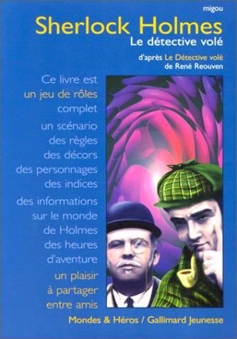 9782070592456: Sherlock Holmes : le détective volé