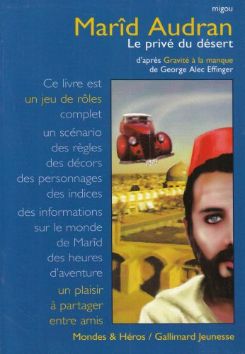 9782070592463: Marîd Audran : le privé du désert