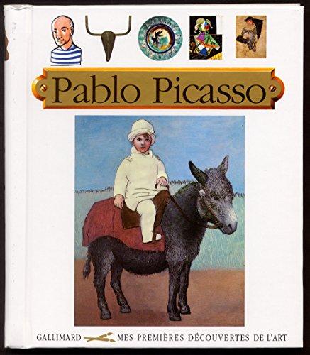 9782070594894: Pablo Picasso (Mes Premières Découvertes de l'Art)