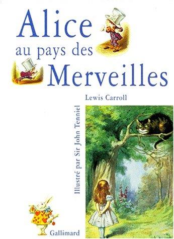 9782070595297: Alice au pays des merveilles (Hors-Série Littérature)