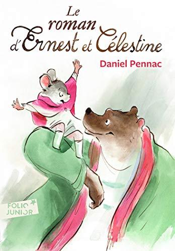 9782070601523: Le roman d'Ernest et Célestine (Folio Junior)