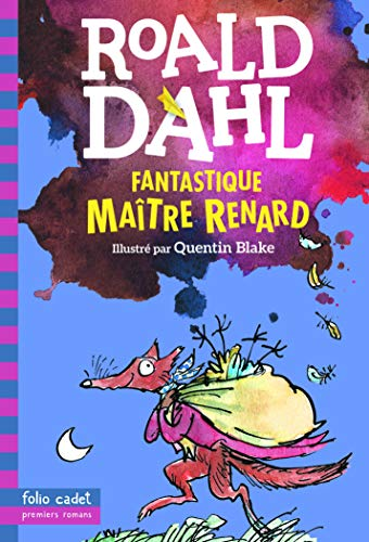 9782070601530: Fantastique Maitre Renard (French Edition)