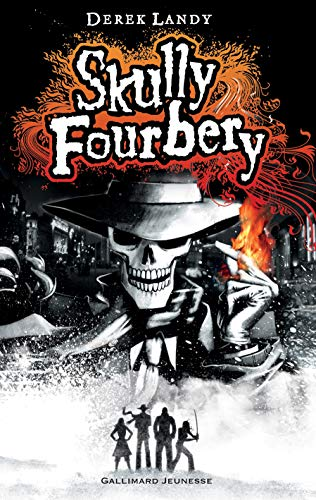 9782070603145: Skully Fourbery (Grand format littérature - Romans Junior)