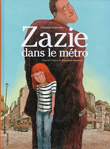 9782070610143: Zazie dans le métro