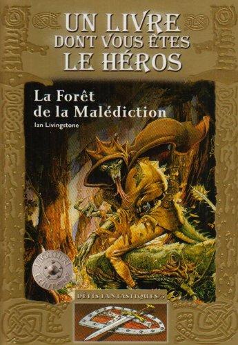 9782070610341: Défis fantastiques, Tome 3 : La Forêt de la Malédiction
