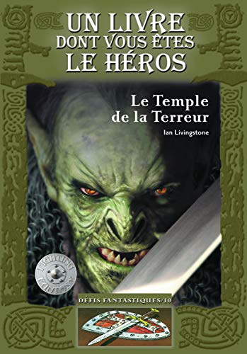 9782070610419: Le Temple de la Terreur