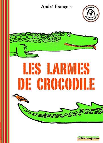 9782070610747: Les larmes de crocodile