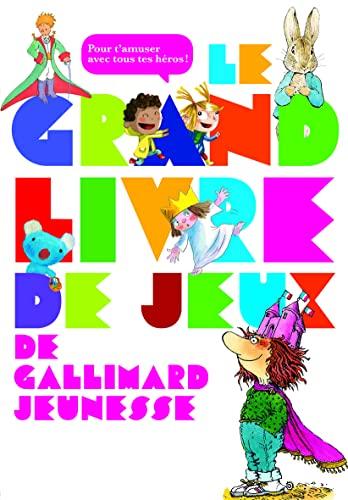 9782070611591 Le Grand Livre De Jeux De Gallimard Jeunesse