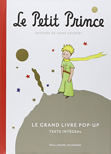 9782070611706: Le Petit Prince - Grand Livre Popup (French Edition)