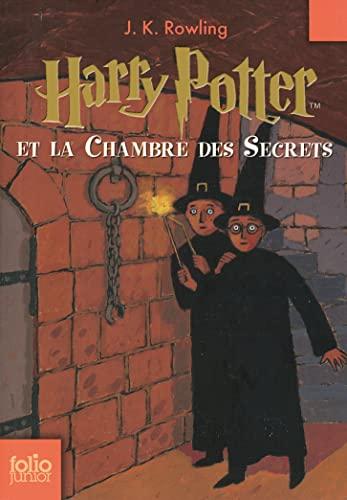 9782070612376: Harry Potter, Tome 2 : Harry Potter et la Chambre des Secrets (Folio Junior)