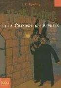 9782070612376: Harry Potter, Tome 2 : Harry Potter et la Chambre des Secrets