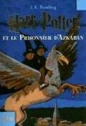 9782070612383: Harry Potter, Tome 3 : Harry Potter et le prisonnier d'Azkaban (Folio Junior)