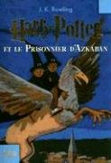 9782070612383: Harry Potter, Tome 3 : Harry Potter et le prisonnier d'Azkaban