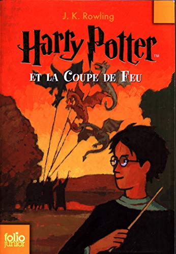 9782070612390: Harry Potter Et La Coupe De Feu / Harry Potter and the Goblet of Fire (French Edition)