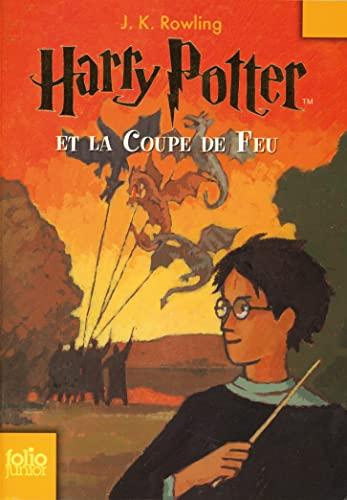 9782070612390: Harry Potter Et La Coupe De Feu / Harry Potter and the Goblet of Fire (French Edition)