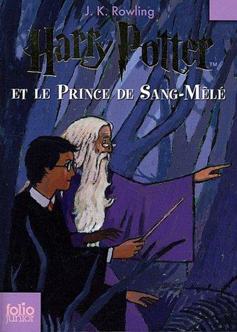 9782070612413: Harry potter et le prince de sang-mele (Folio Junior)