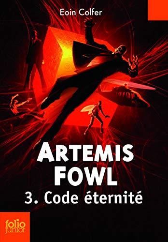 9782070612505: Artemis Fowl, 3 : Code éternité