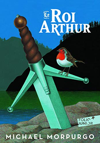 9782070612574: Roi Arthur (Folio Junior) (French Edition)