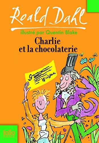 9782070612635: Charlie et la chocolaterie (Folio Junior)