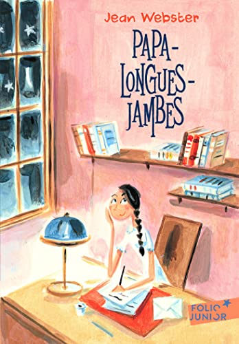 9782070612666: Papa Longues Jambes (Folio Junior) (French Edition)