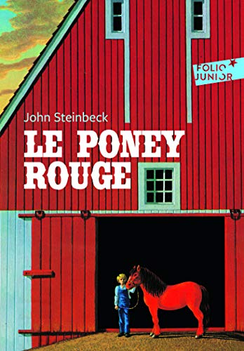 Poney Rouge (Folio Junior) (French Edition) (9782070612673) by John Steinbeck