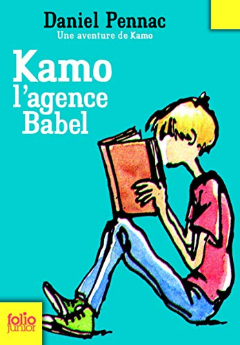 9782070612734: Kamo L Agence Babel (Folio Junior) (French Edition)