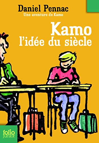 9782070612741: Kamo L Idee Du Siecle (Folio Junior) (French Edition)