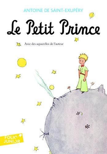 9782070612758: Le petit Prince: Avec Des Aquarelles de L'Auteur (Folio Junior)