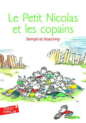 9782070612772: Le petit Nicolas et les copains: 475 (Folio Junior)