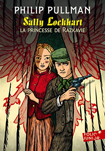 9782070612833: Sally Lockhart, IV : La princesse de Razkavie (Folio Junior)