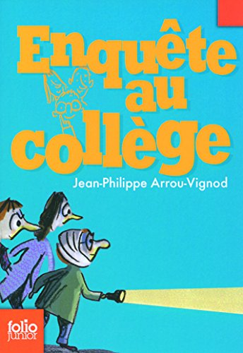 9782070612840: Enquete Au College (Folio Junior) (French Edition)