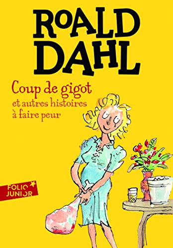 9782070612918: Coup de Gigot Et Autr His (Folio Junior) (French Edition)