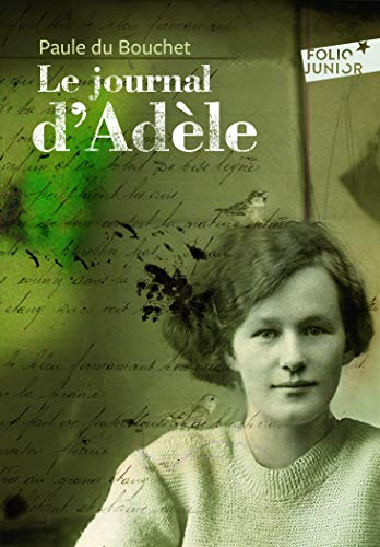 9782070612963: Journal D Adele (Folio Junior) (French Edition)