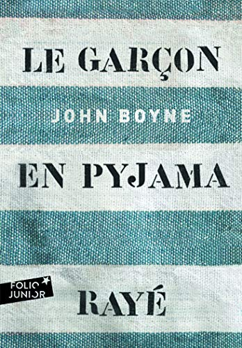 9782070612987: Le gar�on en pyjama ray�