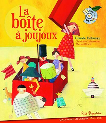La boîte à joujoux (1CD audio) (French Edition): Claude Debussy