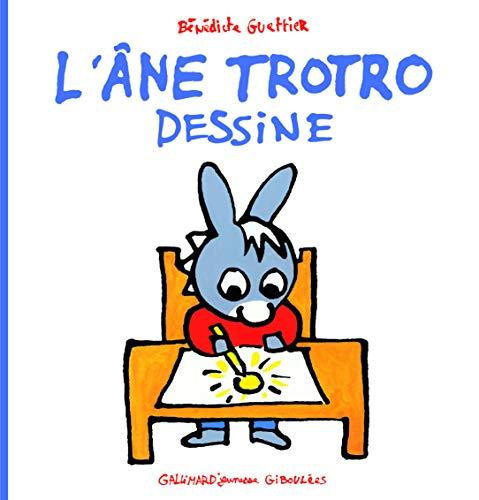 9782070613991: L'Ane Trotro Dessine (French Edition)