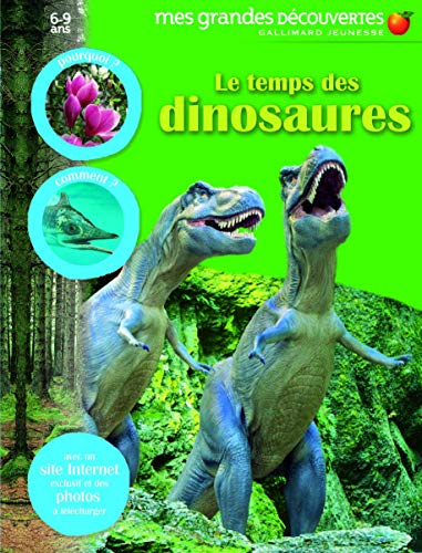 9782070614271: Les dinosaures