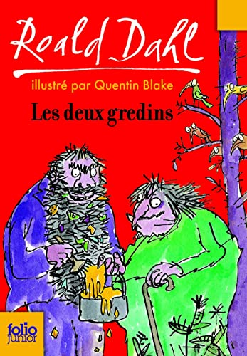 9782070614714: Deux Gredins (Folio Junior) (French Edition)