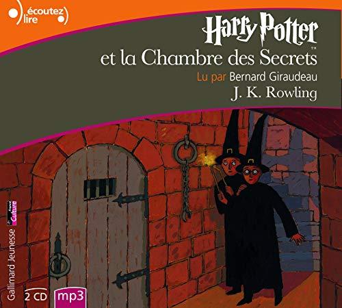 9782070614820: Harry Potter, II : Harry Potter et la Chambre des Secrets [Livre Audio] [MP3 CD] (French Edition)