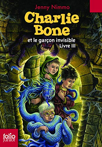 9782070615476: Charlie Bone, III�:�Charlie Bone et le gar�on invisible