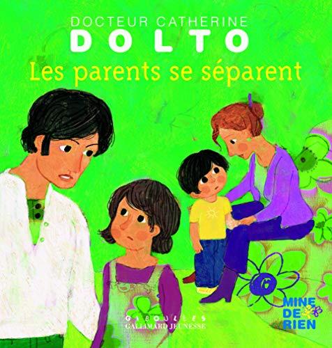 9782070616220: Les parents se séparent (French Edition)