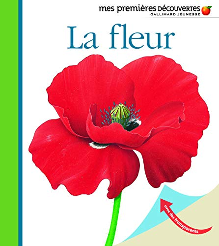 9782070616435: Mes Premieres Decouvertes: La Fleur (French Edition)